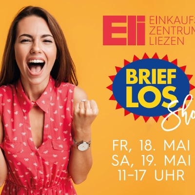 Brieflosshow